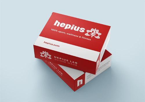 Integratori Hepius