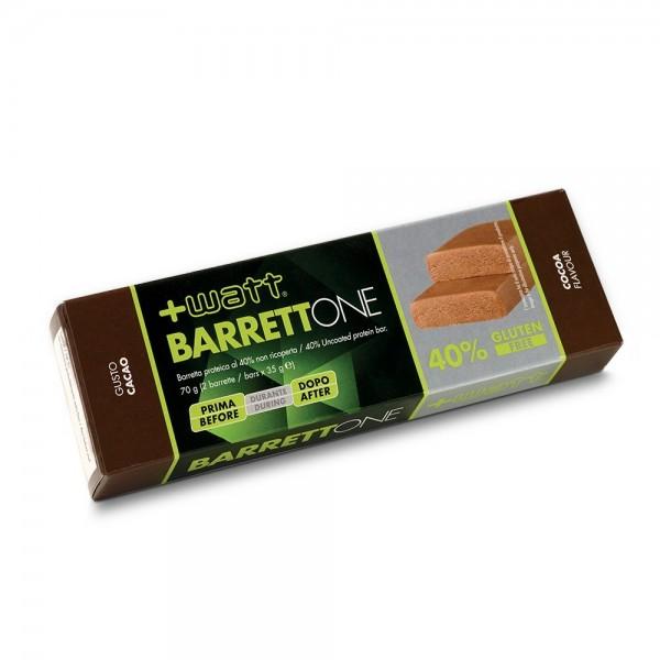 BarrettOne 2.0 BOX - barrette proteiche gusto Cacao