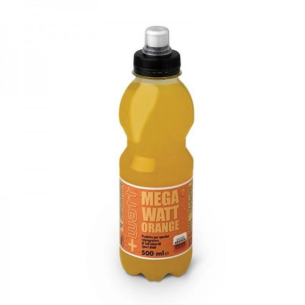 MegaWatt 500ml gusto Arancia