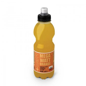 MegaWatt BOX integratori 500ml gusto Arancia