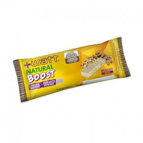 Natural Boost barretta energetica gusto Arachidi e Mandorle