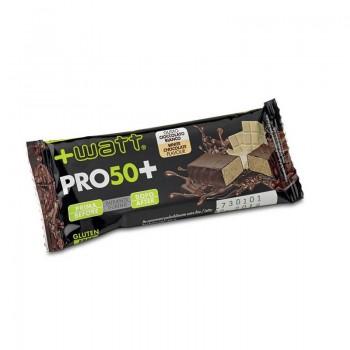 Pro50+ barretta proteica gusto Cioccolato bianco
