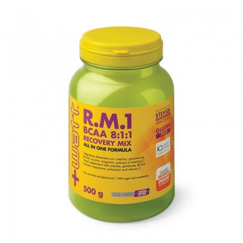 R.M.1 BCAA 8:1:1 Recovery Mix 500 Grammi