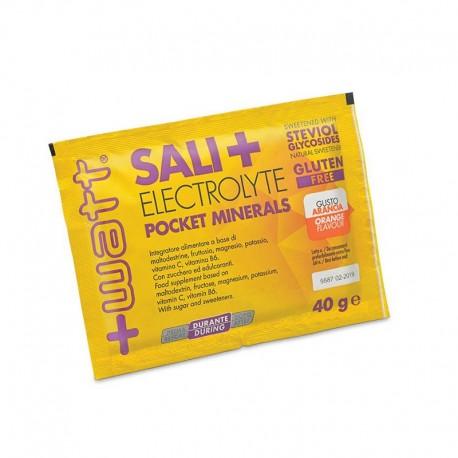 Sali+ Electrolyte Pocket Minerals 1 Busta da 40 grammi gusto Arancia