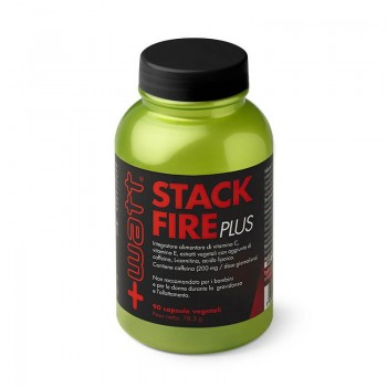 Stack Fire Plus 90 Capsule