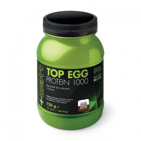 Top Egg Protein 1000 750 Grammi gusto Cacao