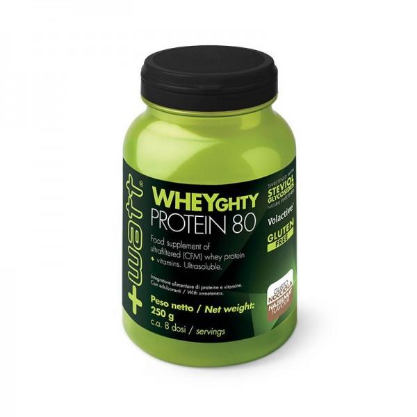 Wheyghty Protein 80 250 Grammi