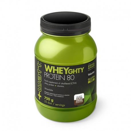 Wheyghty Protein 80 750 Grammi gusto Cacao