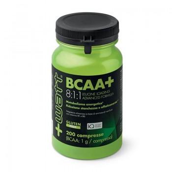 BCAA+ 8:1:1 - Aminoacidi in compresse - 200 Compresse
