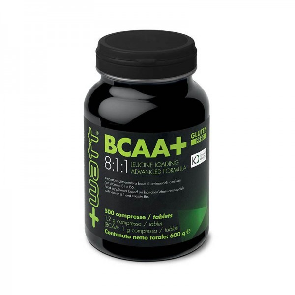 BCAA+ 8:1:1 - Aminoacidi in compresse