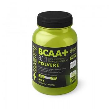 BCAA+ 8:1:1 Aminoacidi in polvere gusto Strong Apple