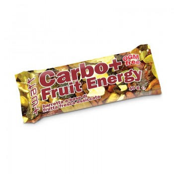 Carbo+ Fruit Energy BOX barrette proteiche