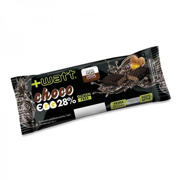 Choco Egg 28% barretta proteica