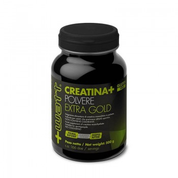 Creatina+ Extragold 500 g in polvere