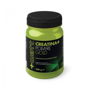 Creatina+ Gold 350g in polvere