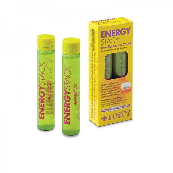 Energy Stack Fiale da 25 ml