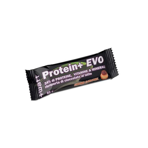 Protein+ EVO barretta proteica gusto Creme caramel