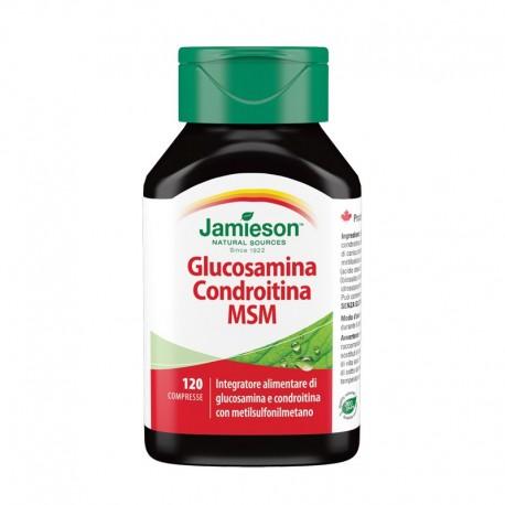 Glucosamina Condroitina MSM