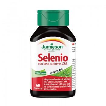 Selenio con Betacarotene C & E