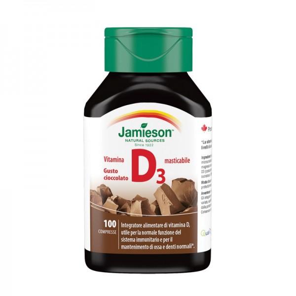 Vitamina D masticabile