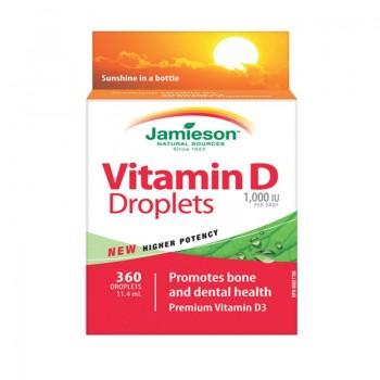 Vitamina D gocce