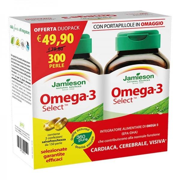 Omega-3 select DuoPack