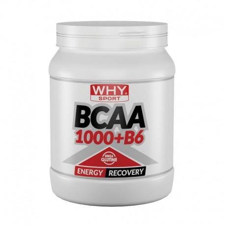 BCAA 1000 + B6 600 cpr