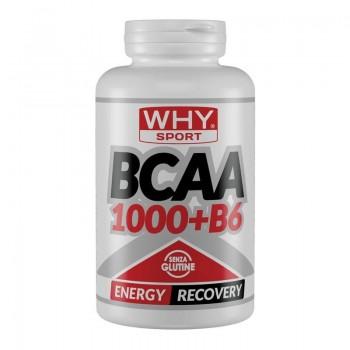 BCAA 1000 + B6 300 cpr