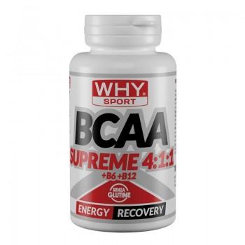 BCAA Pure Supreme 4:1:1 + B6 + B12 100 cpr