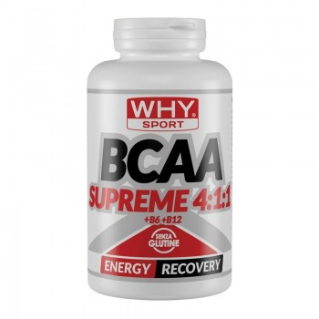 BCAA Pure Supreme 4:1:1 + B6 + B12 200 cpr