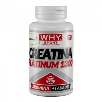 Creatina Platinum 1300