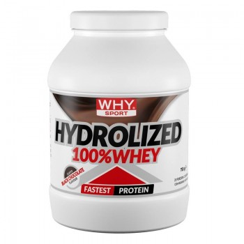Hydrolyzed 100% Whey