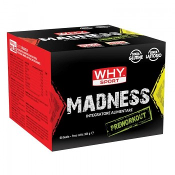 Madness Pre Workout