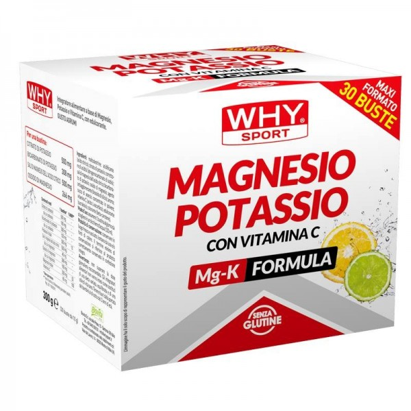 Magnesio Potassio 30 bustine