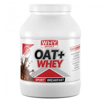 Oat + Whey