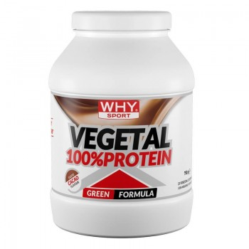 100% Vegetal Protein