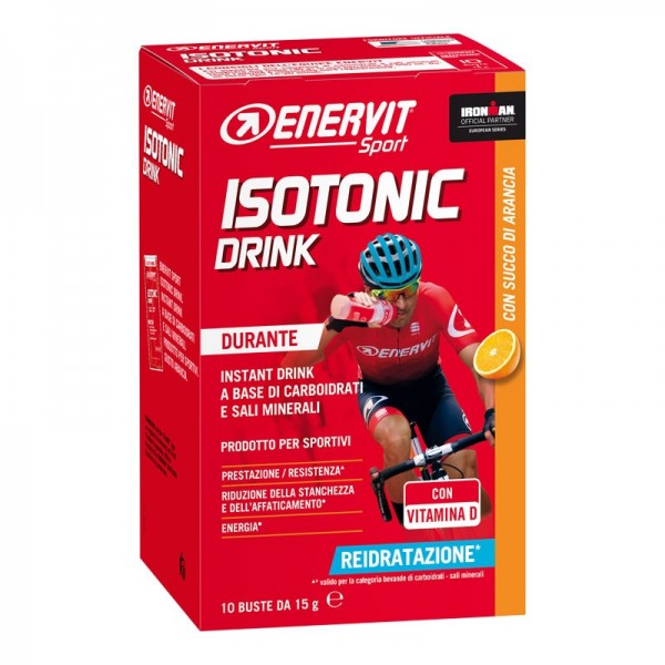 Isotonic Drink 10 buste