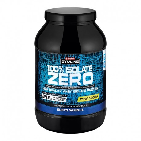 100% Whey Isolate Zero Protein