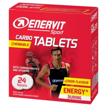 Carbo Tablets 24 tav.