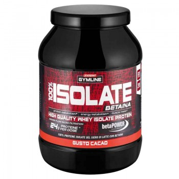 100% Whey Isolate Betaina