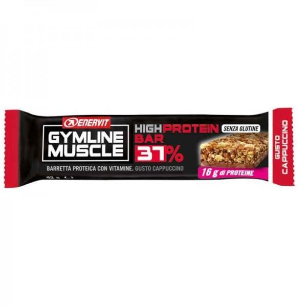 High Protein Bar 37% Cappuccino