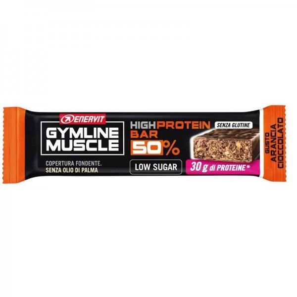 High Protein Bar 50%