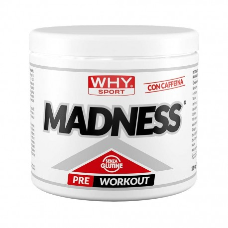 Madness Pre Workout Compresse